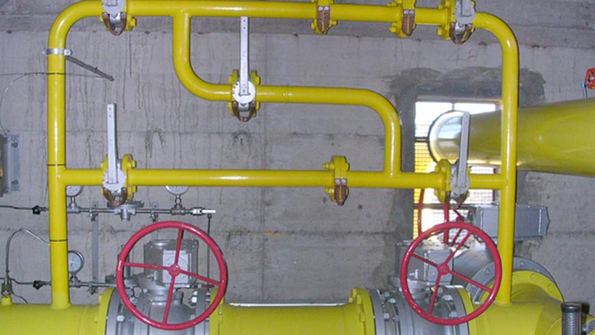 Centrale Gas San Marco: manutenzione straordinaria
