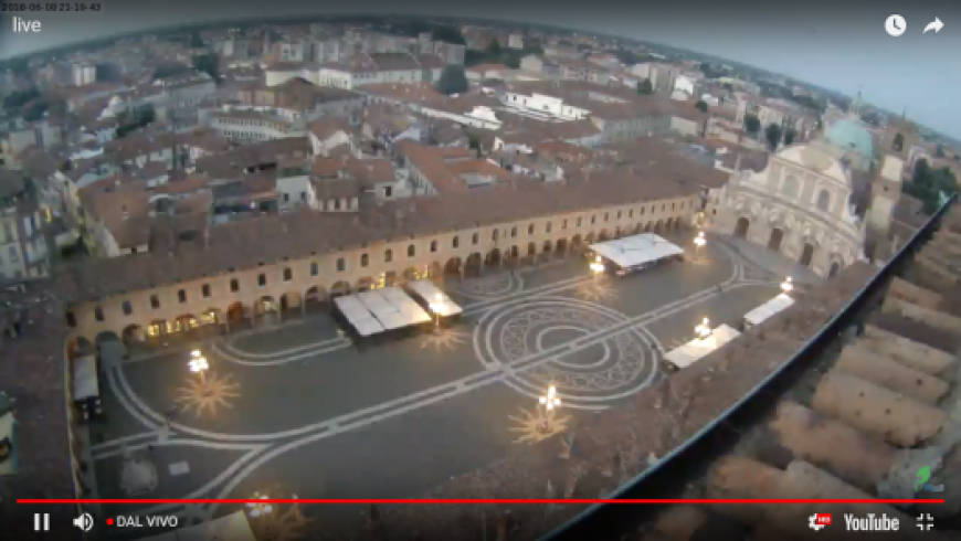 Webcam Piazza Ducale