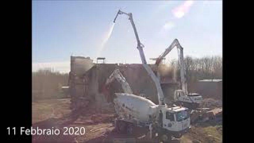 Demolizione ex inceneritore: video online
