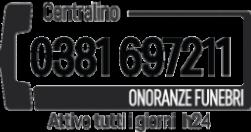 Numero di telefono onoranze funebri